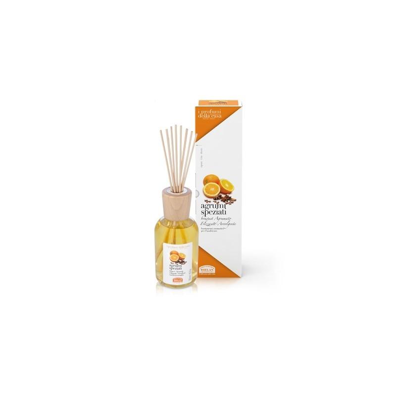 Bastoncini Aromatici 250 ml Agrumi speziati- Helan