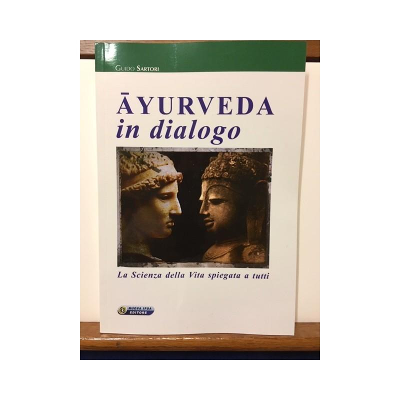 AYURVEDA in dialogo - libro
