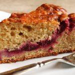 ricetta del plum cake alla ciliegia