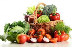 verdure cesto