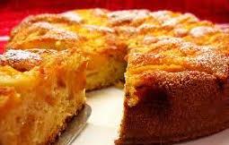 Ricetta per la torta di albicocche e mandorle