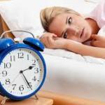 Problemi di insonnia e rimedi